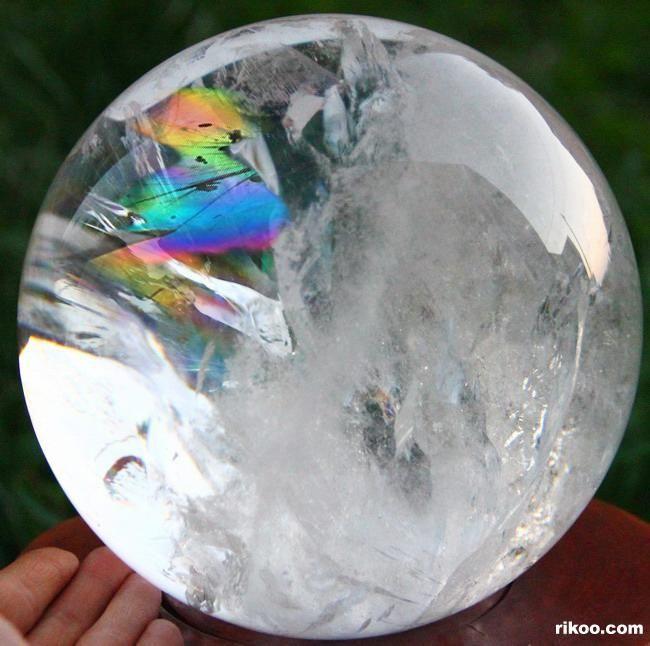 Quartz Rock Crystal Crystal Ball