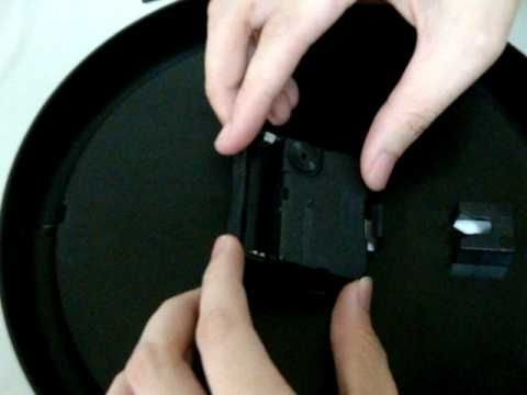 How to replace a clock mechanism. Instead of replacing your favorite clock, just fix it. #diy
