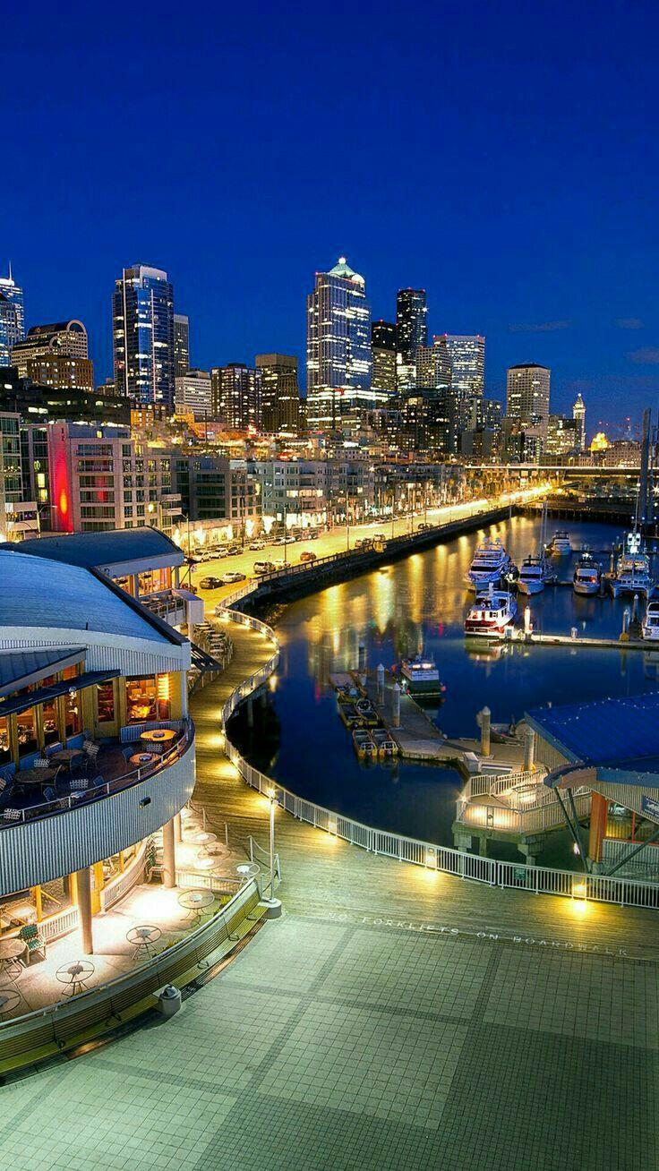 Seattle Washington State Usa