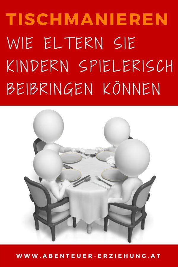 Tischmanieren für Kinder – welche Tischregeln können Kinder einhalten #Alltag mit Kind