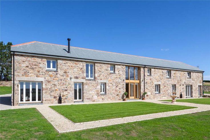 Barn Conversion for sale Crowlas, Penzance, Cornwall TR20 9BU