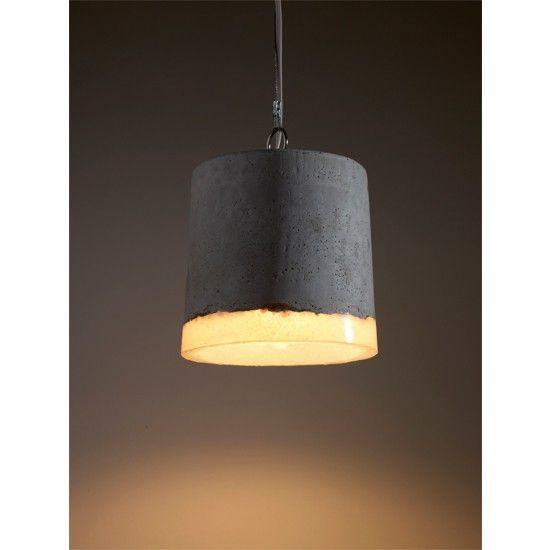 Betonnen lamp   SERAX   koop nu bij DesignLemonade.com