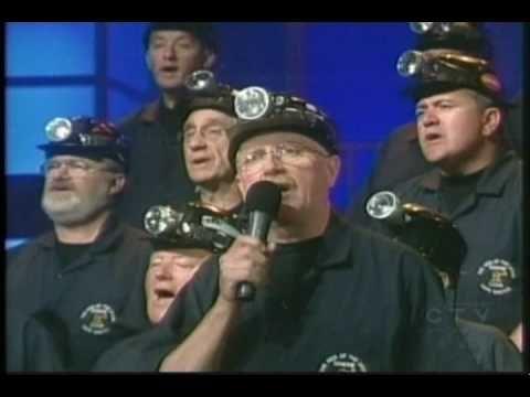 Savoy Theatre Men of the Deeps & Rita MacNeil 2