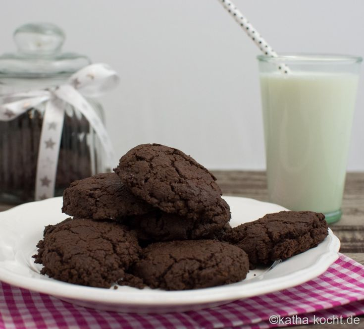 Double Chocolate Cookies - Katha-kocht!