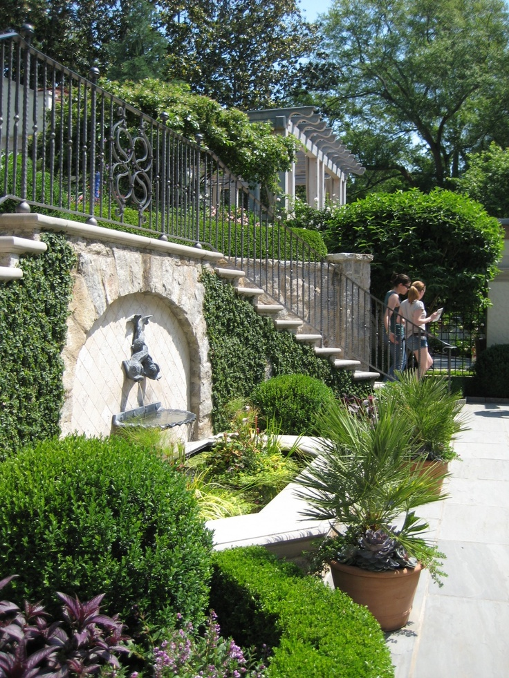 Small Grotto Effect On Wall By Heather Molldunn Landscape And Garden Design  With Grotto Design Ideas.