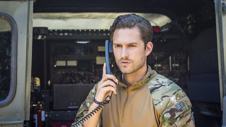 Ben Aldridge talks to Bernie Keith ahead of the Our Girl series 2 dvd release. (The Aldridge Army get a mention!)