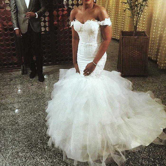 wedding dress 40+ Beste weg von der Schulter Brautkleider