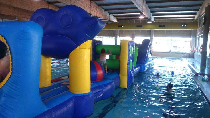 Fiesta Fin de curso natación - O2CW Sevilla
