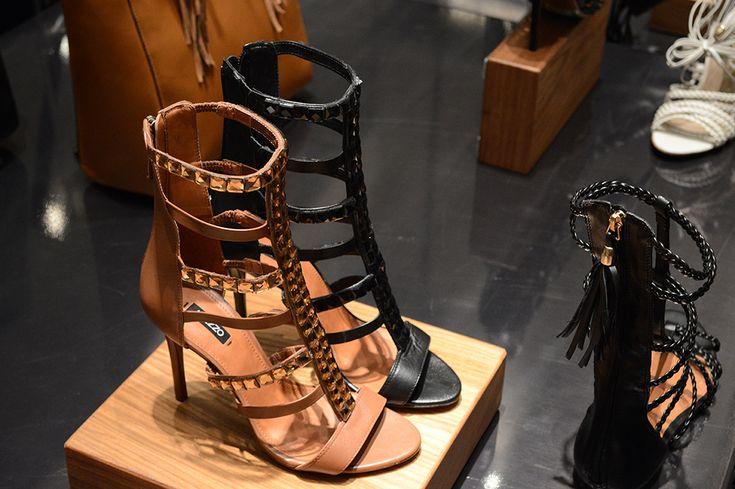 Sandálias gladiadora glam da Arezzo   Sandals for Summer 2015
