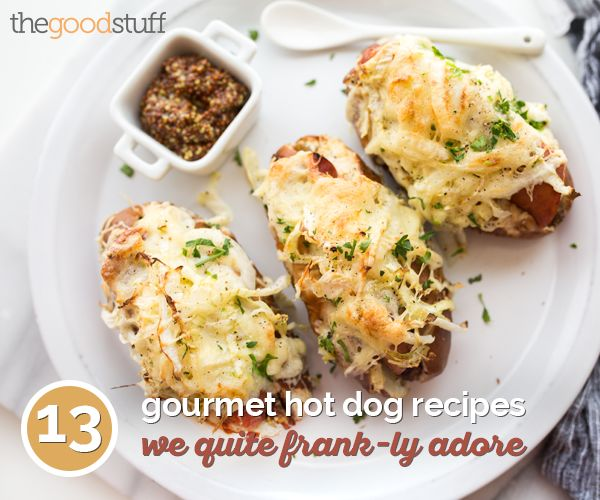 Spice up your next barbecue with these gourmet hot dog recipes! From Tex-Mex to Banh Mi, cheddar dogs to Chicago style, your tastebuds will be craving more!