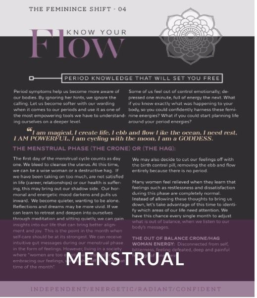 http://thefeminineshift.ca/how-do-i-reframe-my-relationship-to-my-period/