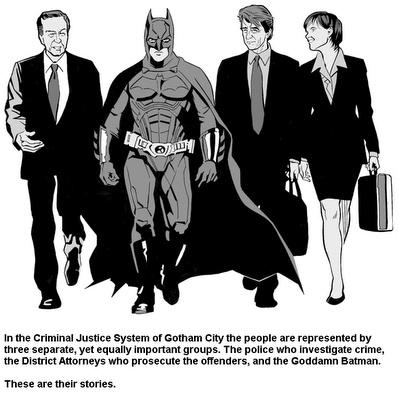 Batman Law And Order · Criminal ...