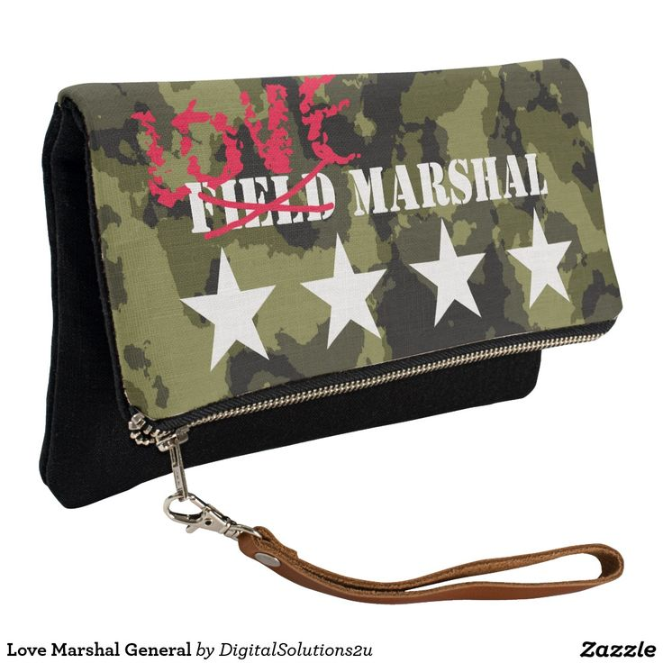 Love Marshal General Clutch