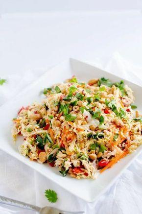 ensaladas-de-verano-con-perejil-y-pollo-verduras