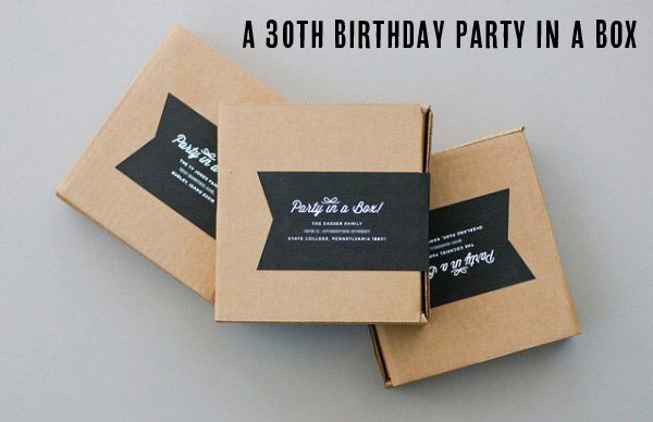 30th-birthday-ideas, my friends are getting close to needing this site...