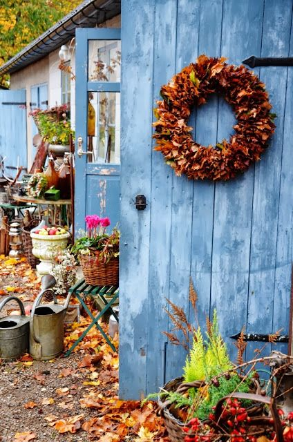 Jesenné dekorácie inšpirované prírodou | Vidiecky štýl