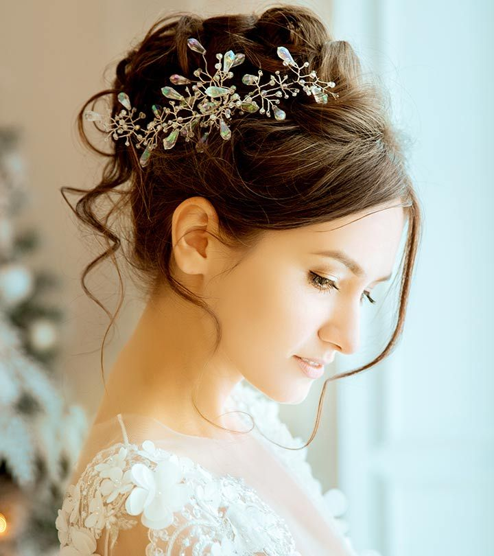 50 Best Hairstyles Of This Wedding Season In 2020 Wedding Hairstyles For Girls Summer Wedding Hairstyles Wedding Hair Inspiration