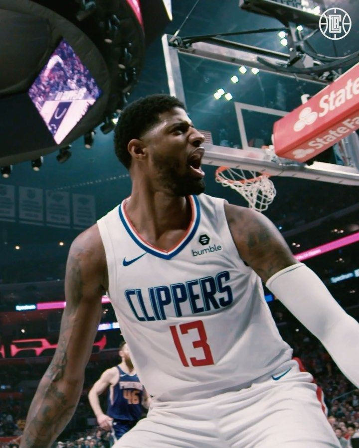 La Clippers On Instagram Sheesh La Clippers Basketball Is Life Basketball Players