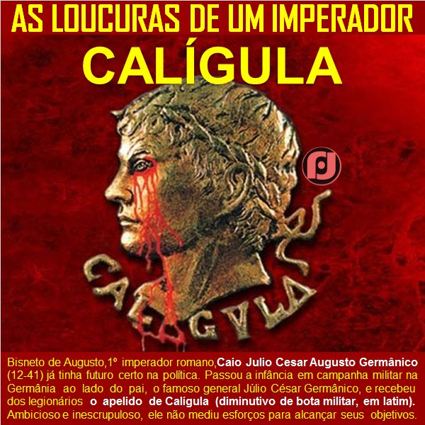 Calígula - As loucuras de um imperador
