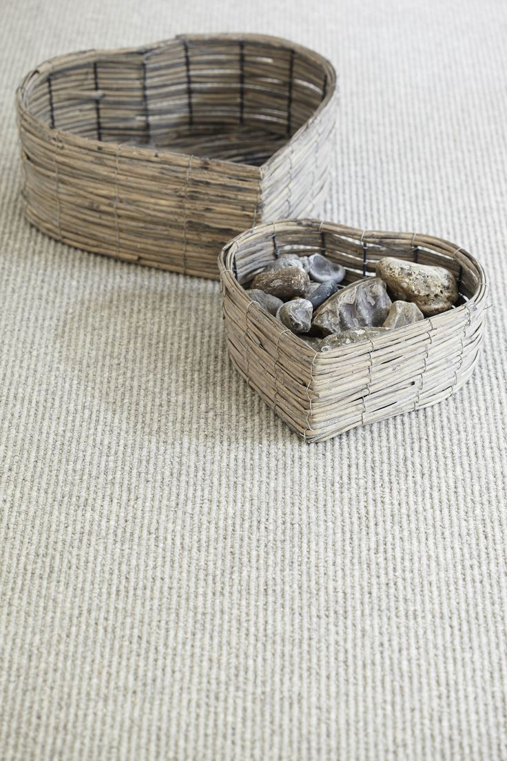 Natural and light carpet by Cormar Carpets - available from Rodgers of York #carpet #interiors