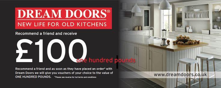 New Replacement Kitchen Doors UK - Dream Doors & 23 best Dream Doors Worcester images on Pinterest   Worcester ...