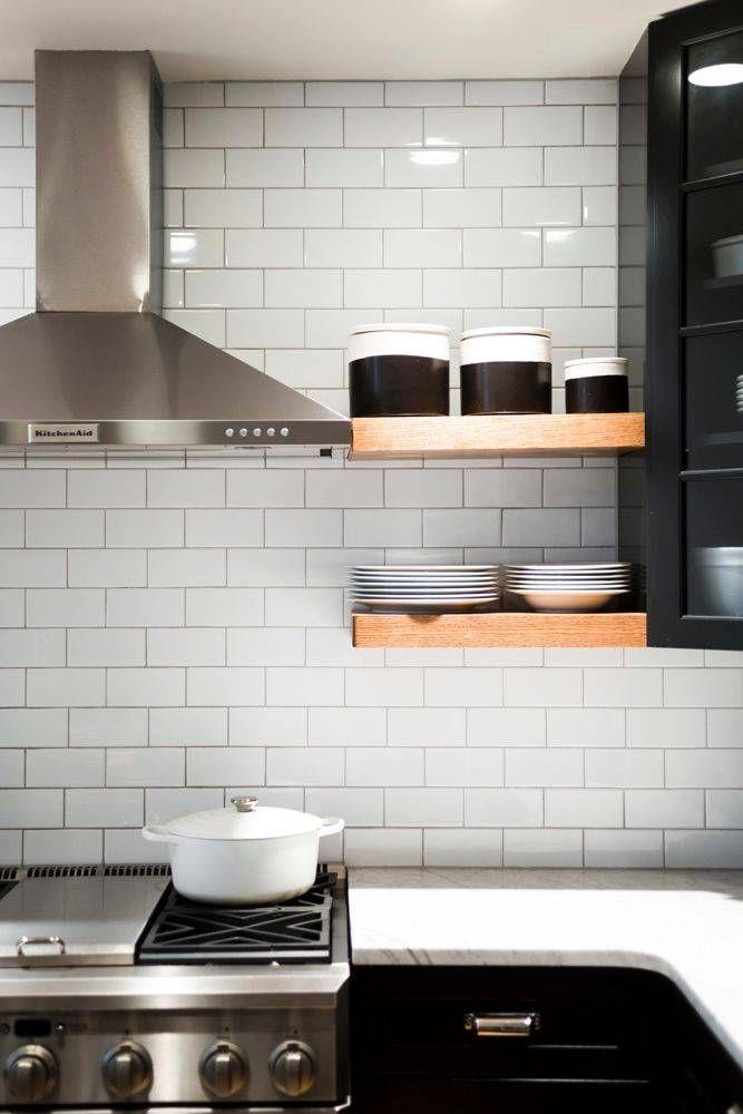 Die besten 17 Bilder zu Design Milk + Domino Black, White + Wood - u küchen bilder