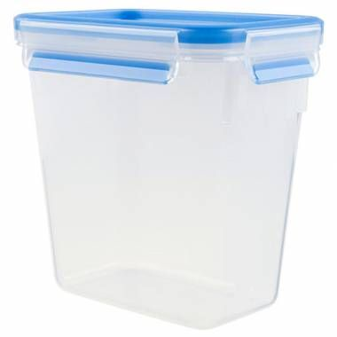 Clip&Close Dikdörtgen Plastik Saklama Kabı 1.6L