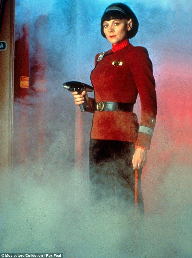 Kim Cattrall Star Trek 46