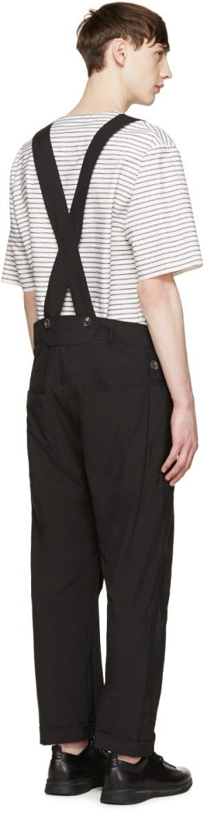 Song-for-the-Mute-Black-Painters-Overalls-003