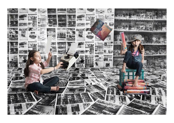 The Editor, the Paper Girl