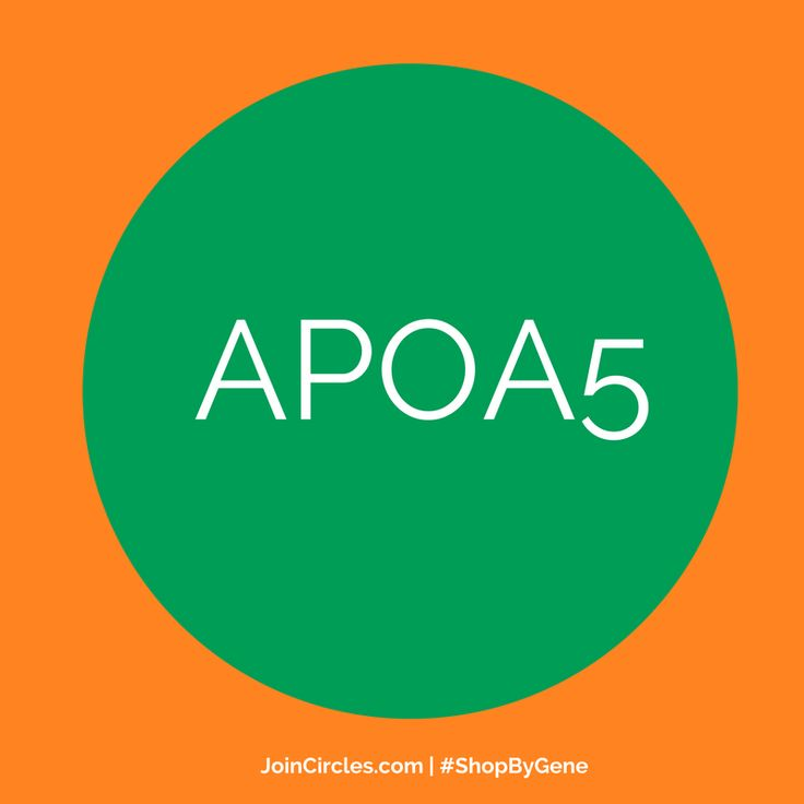 #APOA5 #gene is an important determinant of plasma #triglyceride levels, a major risk factor for #coronaryarterydisease. #KnowYourVariation