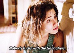 """Who Said It: The """"Shameless"""" Edition   You got 20 out of 20 right! Certified Gallagher! Once a Gallagher, always a Gallagher. Bottoms up!"""