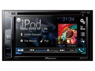 "DVD Automotivo Pioneer AVH-X2780BT Tela 6,2"" - Bluetooth Entrada USB"