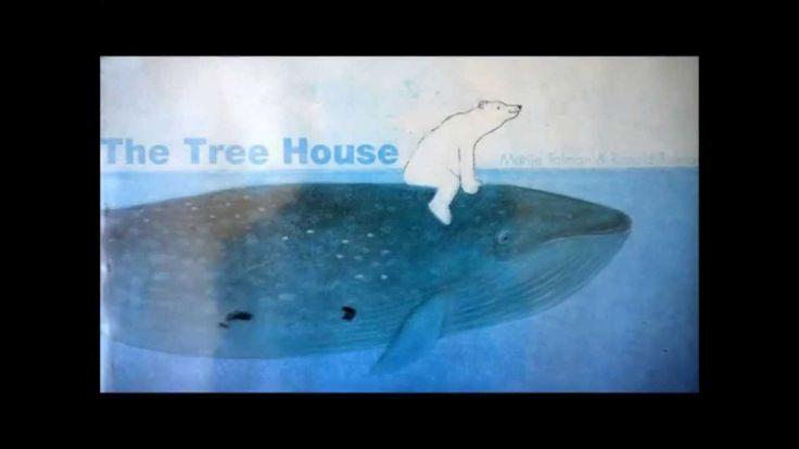 The Tree House by Marije Tolman presentes by tangerine Montessori