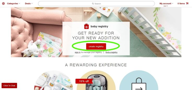 Claim Your Target Baby Registry Welcome Kit! | Target baby ...