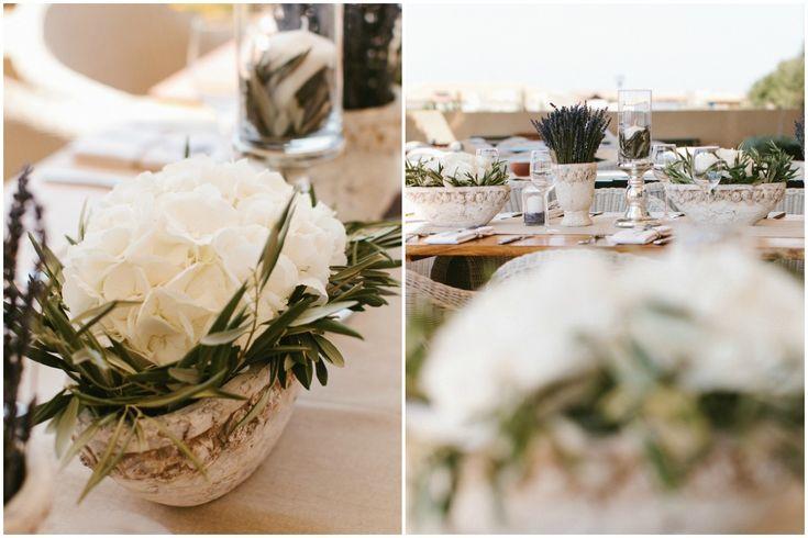 #realwedding #costanavarino #decoration #whiteribbonevents