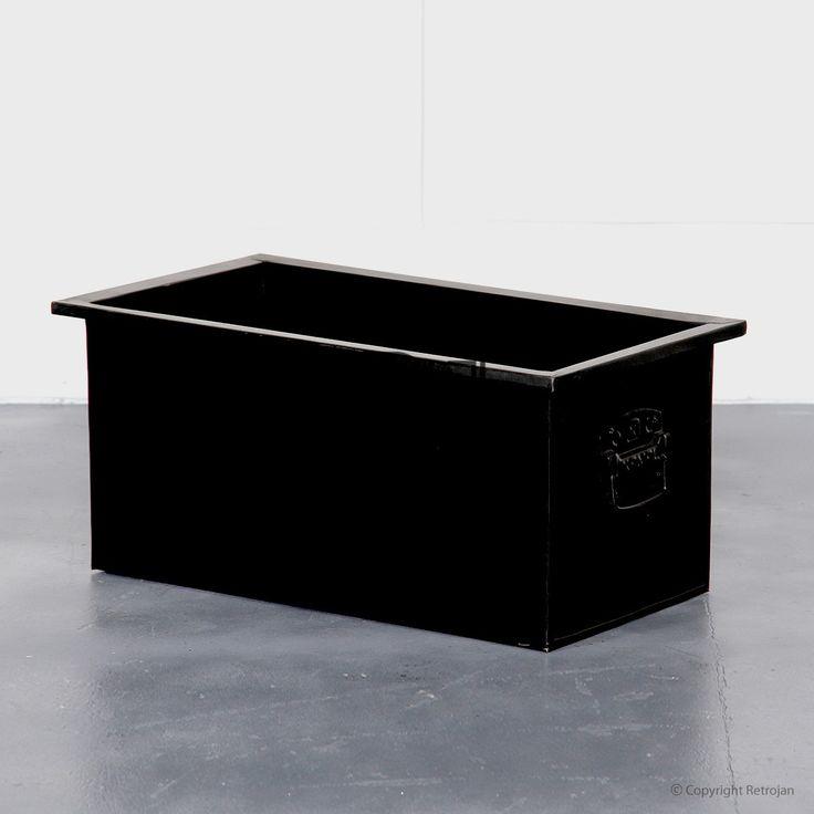 Cooper Storage Box - Black | RP: $39.00, SP: $25.00