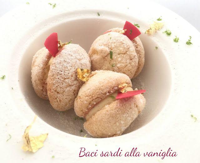 I Dolci di Pinella: Baci sardi alla vaniglia