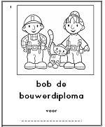 Bob de bouwerdiploma