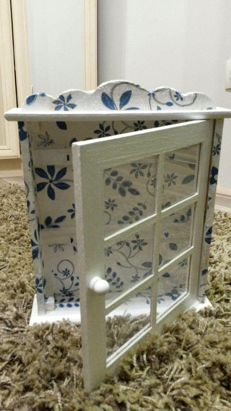 DIY keyholder http://ladiy.cafeblog.hu/ #diy #interior #design #craft #home #decor