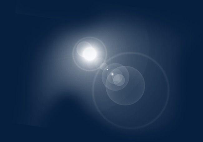 Halo Light Effect Light Effect Circle Light Light
