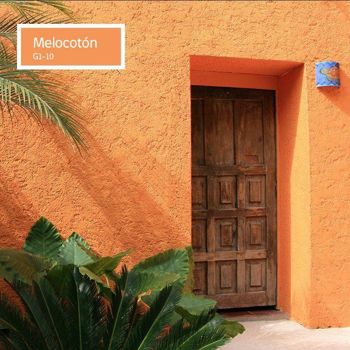 ¡Dale vida y luz a tu fachada con la siguiente propuesta de #COLOR!   #México #Tips #Hogar #decoración #diseño #fachada #casa