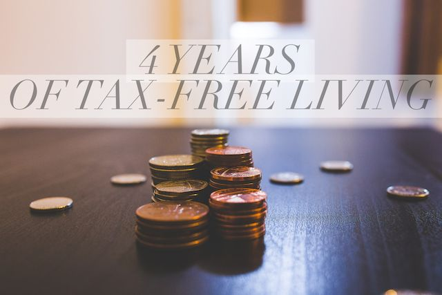 In 4 years of early retirement, we've made substantial reductions in our long term tax burden via Roth IRA conversions & harvesting long term capital gains.