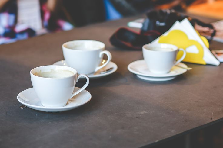 Professional coffee machine restaurant · Free Stock Photo