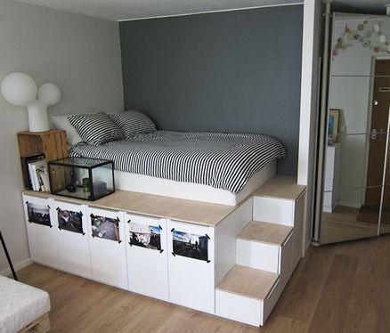 кровать на подиуме фото - Поиск в Google