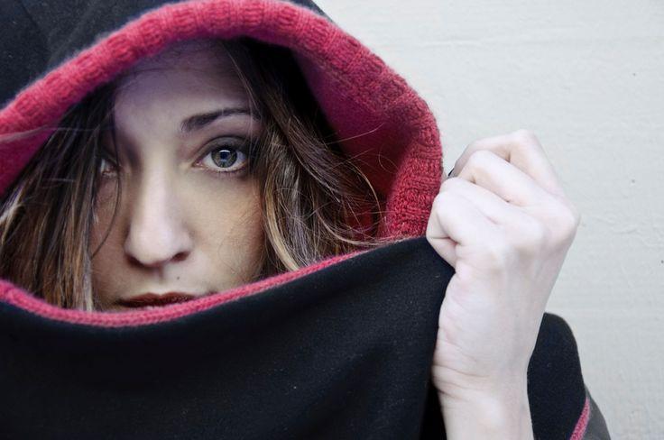 Lämmin Tupla | Hooded Scarf