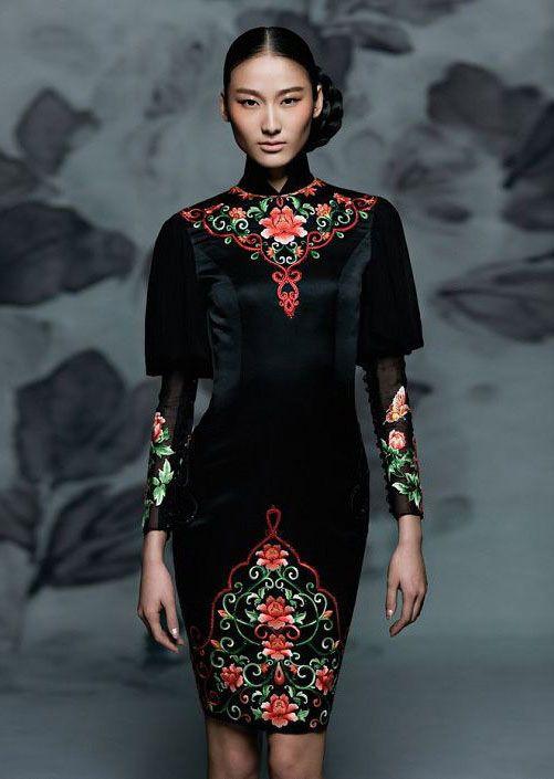 NE·TIGER Fashion Evening Dress http://www.chinesefashionstyle.com/
