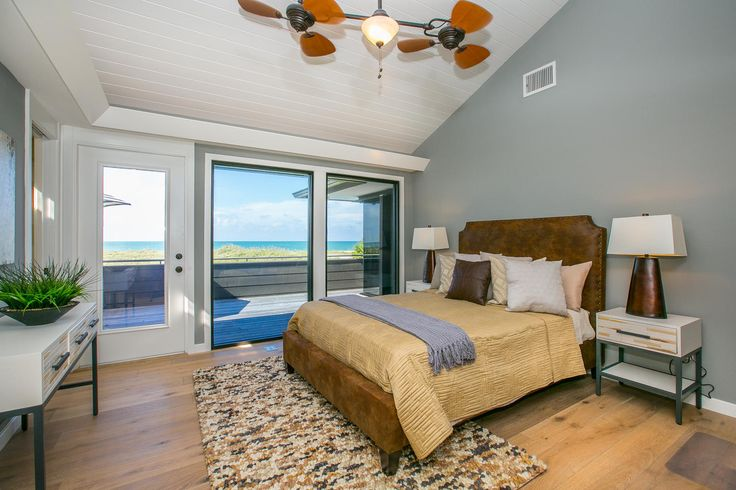 The perfect slumber with sea views in your ocean inspired bedroom at Yellowfish.