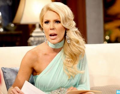 Former RHOC Star Gretchen Rossi Is Getting Sued By Her Own Lawyers!