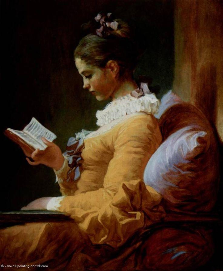 Fragonard, Jean Honore  Lesende Frau
